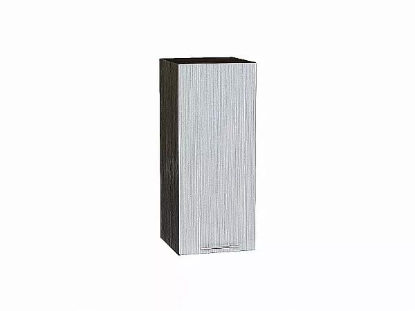 Шкаф верхний Валерия В300 (серый металлик дождь)
