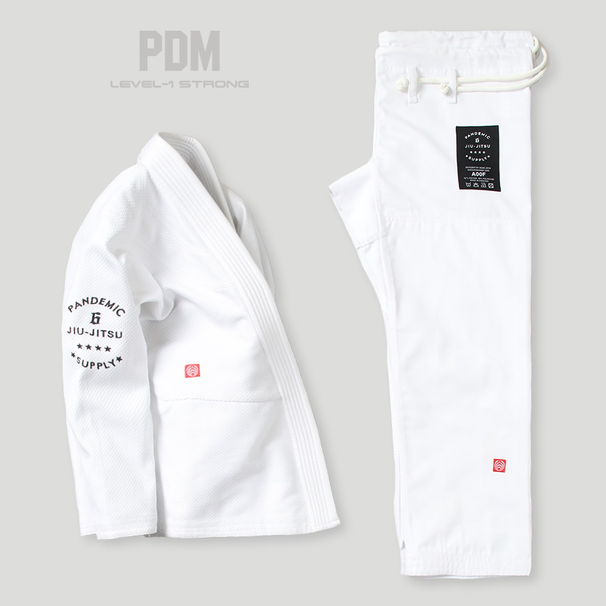 Кимоно PDM STRONG-1 WHITE