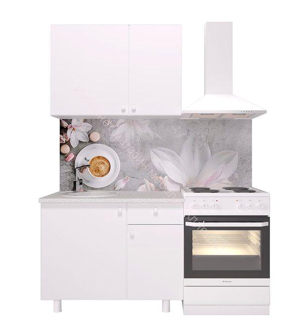 """Кухонный гарнитур """"Point"""" 1000 Белый"""