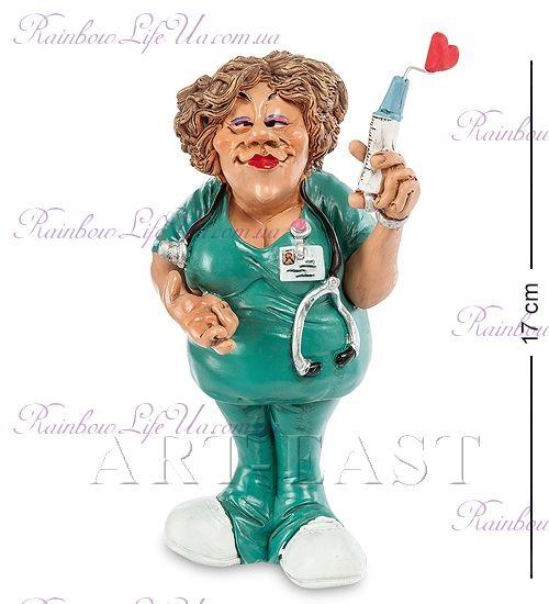 "Статуэтка медсестра со шприцом ""W.Stratford"""