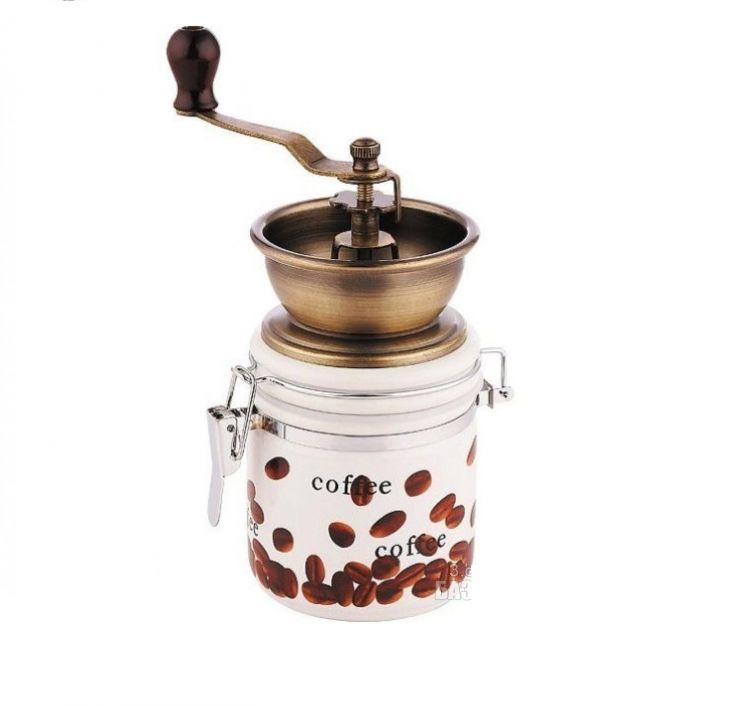 Кофемолка механическая WELLBERG WB 9941