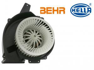 Моторчик отопителя  BEHR HELLA  / вентилятор печки Polo Sedan / Rapid
