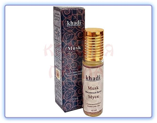 Масляные духи Khadi Musk Concentrated Perfume Oil