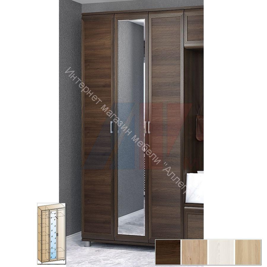 Шкаф ШК-2831 для одежды и белья Мелисса