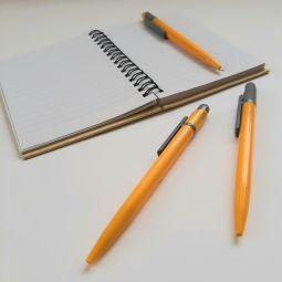 ручки желтые с серым