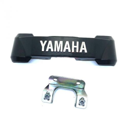 Табличка Yamaha под круглую фару YBR 125