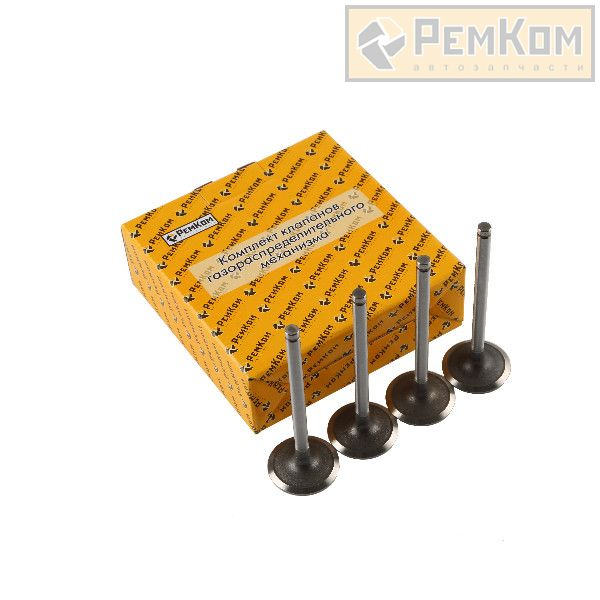 RK07049 * 7701475894 * Клапан для а/м LAR, Renault Logan впускной (8 кл. дв., компл. 4 шт.)