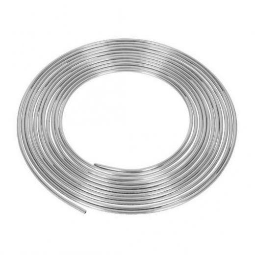 Трубка алюминиевая 3/8 х 1.0мм, бухта 15м
