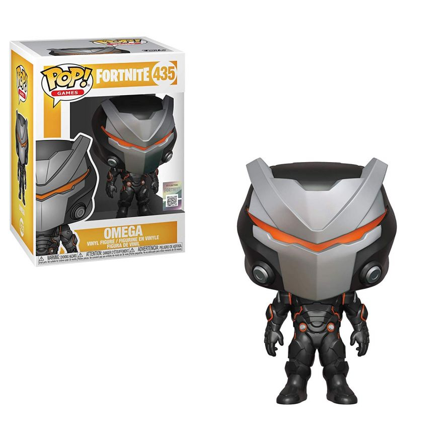 Фигурка Funko POP! Vinyl: Games: Fortnite: Omega 36017