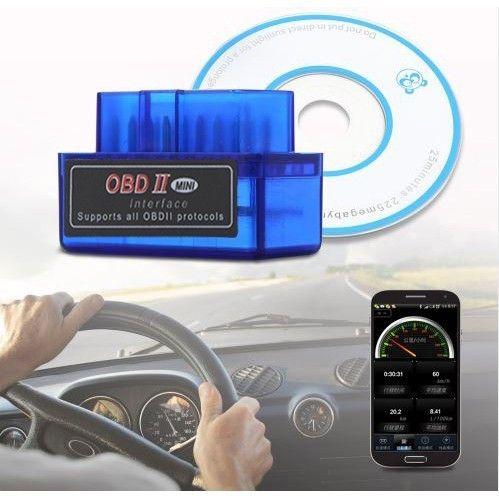 Адаптер ELM327 Bluetooth - версия 2.1