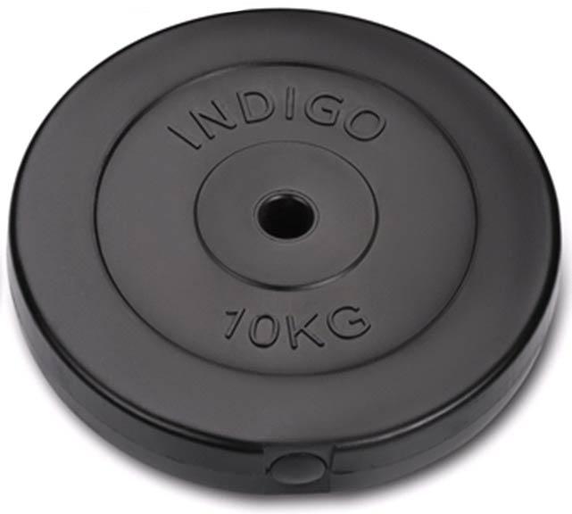 Диск пластиковый INDIGO IN123 d26мм 10кг