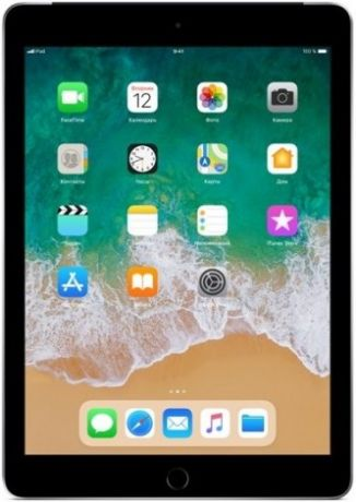 "Apple iPad (2018) 9,7"" 128Gb Wi-Fi Space Grey"