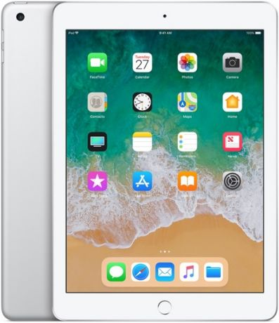 "Apple iPad (2018) 9,7"" 32Gb Wi-Fi Silver"