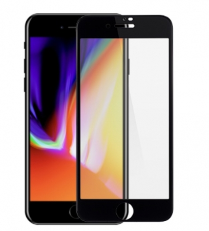 Защитное стекло 9D iPhone 7/8