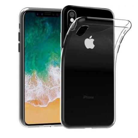 Силиконовый чехол крышка iPhone X/Xs