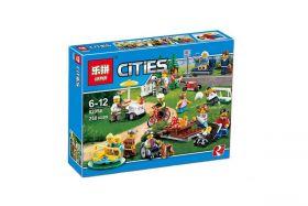 Конструктор City Праздник в Парке