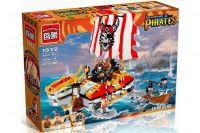"""Конструктор Brick Пиратский корабль """"Дракон"""""""