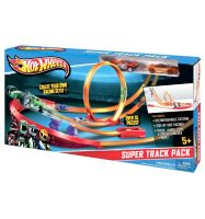 Игровой набор Hot Wheels Super Track Pack