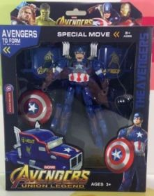 Трансформер - Капитан Америка