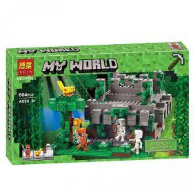 Конструктор Храм в джунглях