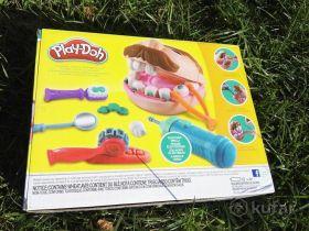 """Пластилин Плэй-до (Play-Doh)   """"Доктор Зубастик"""""""