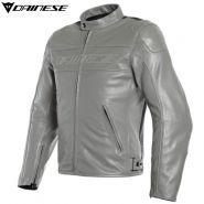Куртка Dainese Bardo кожаная, Светло-серая