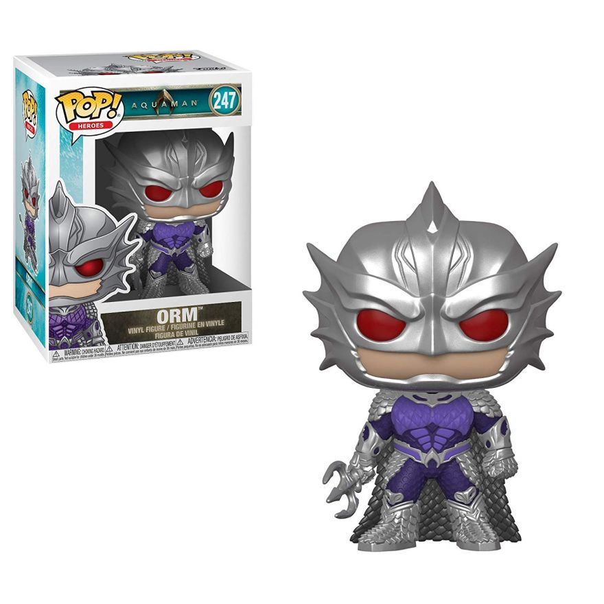 Фигурка Funko POP! Vinyl: Aquaman: Orm POP 7 31181