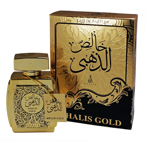 "Парфюмерная вода Khalis ""Gold"" pour Femme 100 ml"