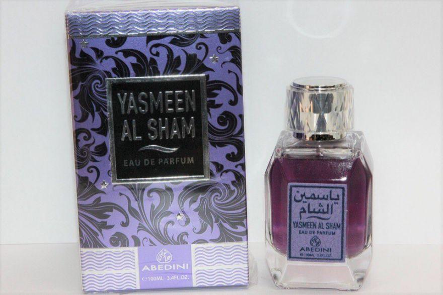 "Парфюмерная вода Abedini ""Yasmeen Al Sham"" унисекс 100 ml"