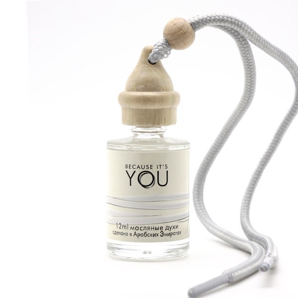 Ароматизатор для авто Giorgio Armani Emporio Armani Because It's You 12 ml