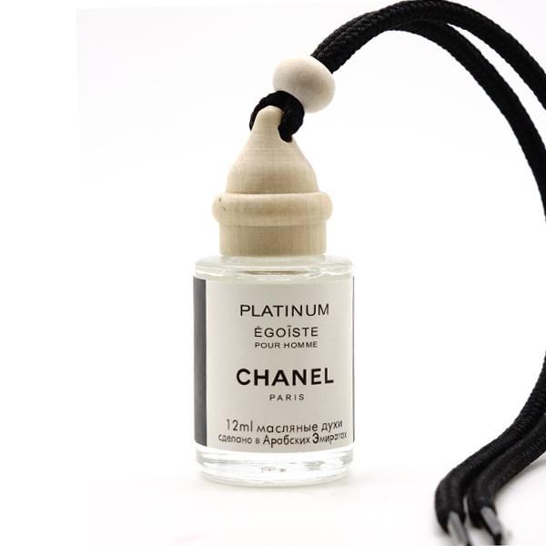 Ароматизатор для авто Chanel Platinum Egoiste 12мл