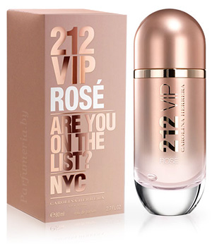 Carolina Herrera 212 VIP Rose edp 80 ml