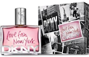 Туалетная вода Donna Karan Love From New York 75 мл (Sale)