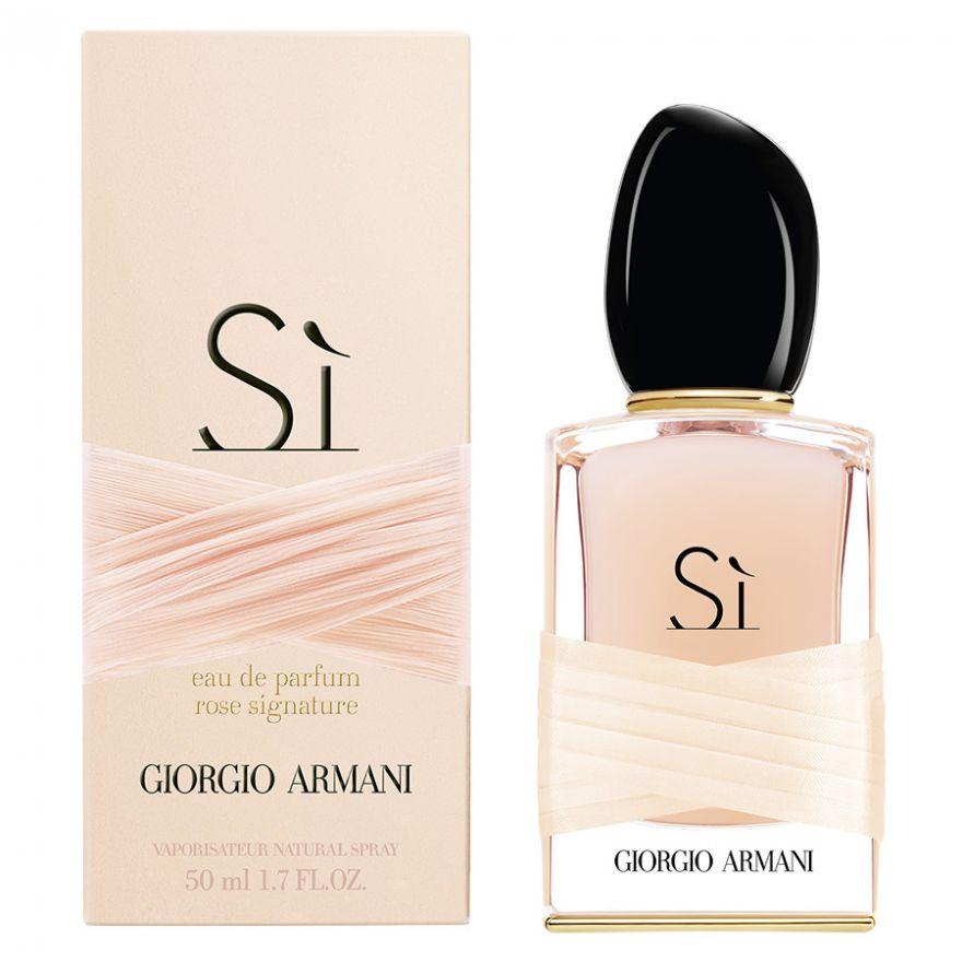 Парфюмерная вода Giorgio Armani Si Rose Signature 100 мл