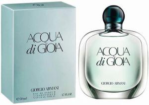 "Парфюмированная вода Giorgio Armani ""Acqua di Gioia"", 100ml"