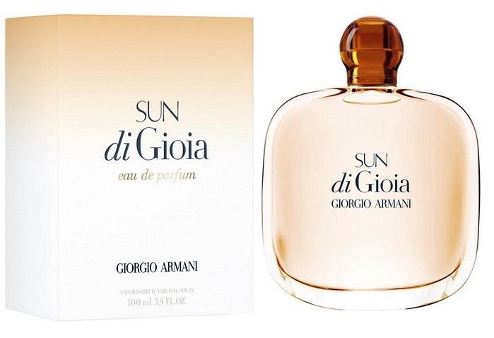 Парфюмeрная вода Giorgio Armani Sun di Gioia 100ml