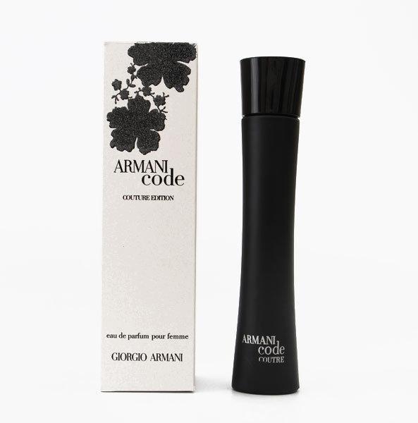 """Giorgio Armani """"Armani Code Couture Edition"""" pour femme 75ml"""