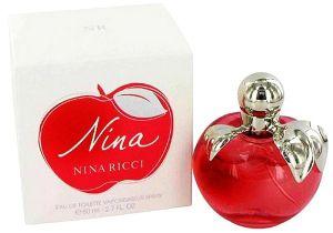 """Туалетная вода Nina Ricci """"Nina"""", 80 ml (Красное Яблоко)"""