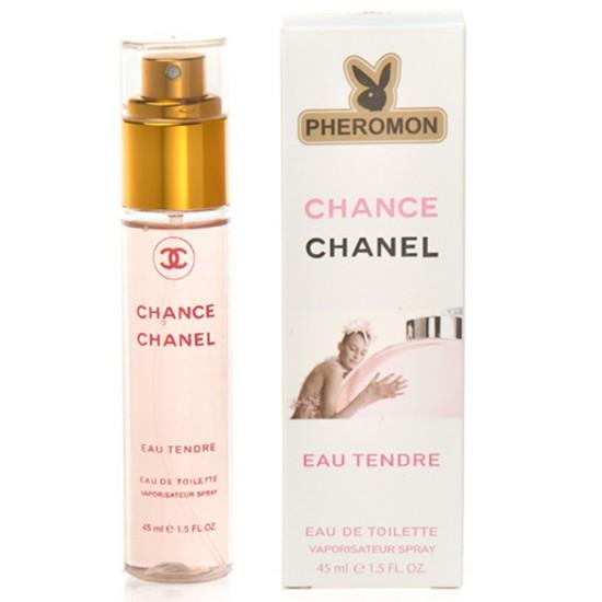 """Мини-парфюм с феромонами Chanel """"Chance Eau Tendre"""" (45 мл)"""
