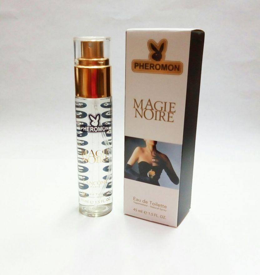 Мини-парфюм с феромонами Lancome - Magie Noire45ml