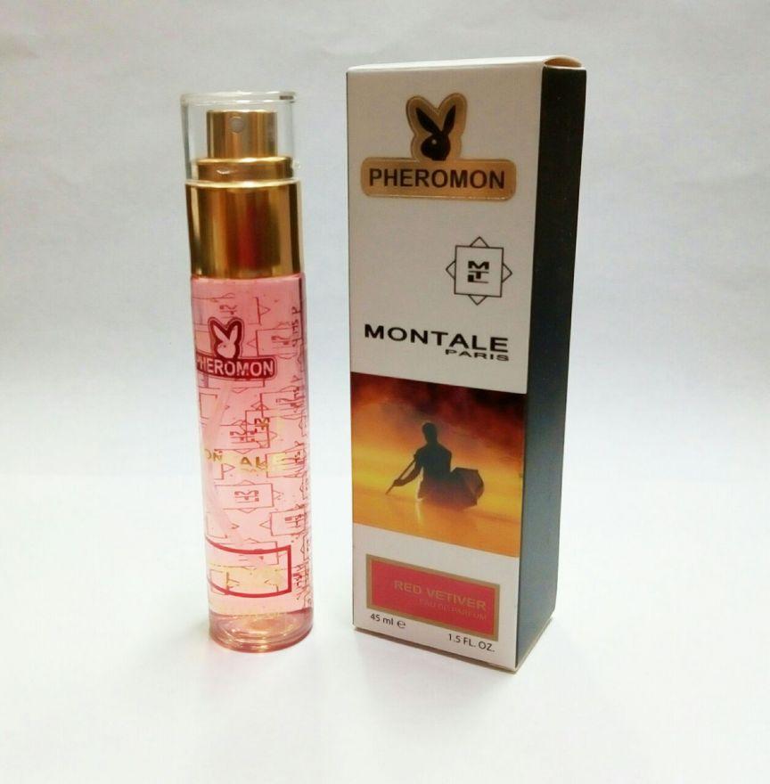 Мини-парфюм с феромонами Montale Red Vetiver 45ml