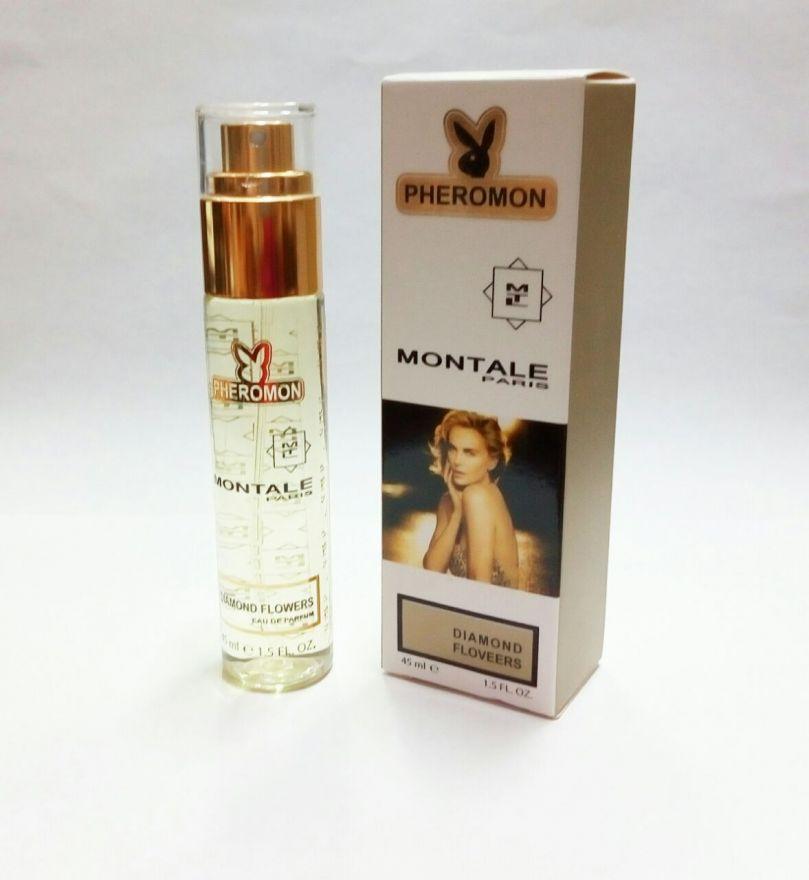 Мини-парфюм с феромонами Montale Diamond Floveers 45ml