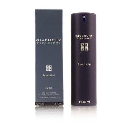 Givenchy Parfum Pour Homme Blue Label, 45 ml