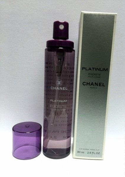 """Chanel """"Egoiste Platinum pour homme"""", 80 ml"""
