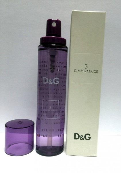 "Dolce & Gabbana ""3 L'Imperatrice"", 80 ml"