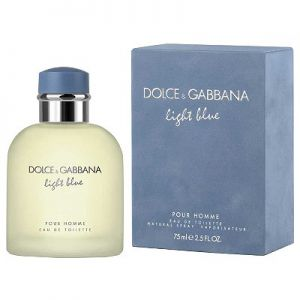 "Туалетная вода Dolce And Gabbana ""Light Blue Pour Homme"", 125 ml"