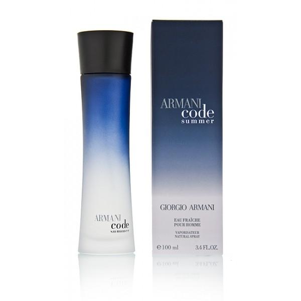 "Туалетная вода Giorgio Armani ""Armani Code Summer Pour Homme"", 100 ml"