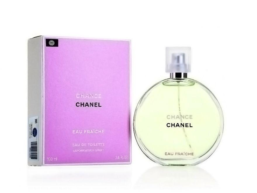 """Туалетная вода Chanel """"Chance Eau Fraiche"""" 100мл (оригинал)"""
