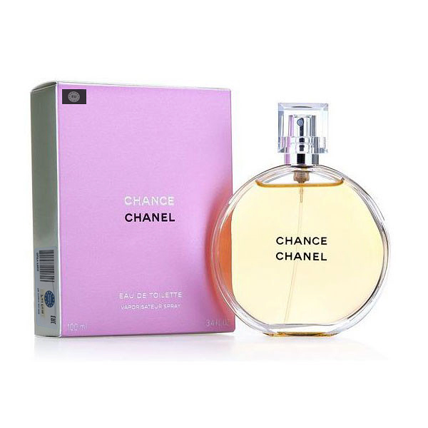 Chanel Chance EDT 100 мл (EURO)
