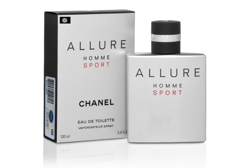 "Туалетная вода Chanel ""Allure Homme Sport"" 100 ml (оригинал)"